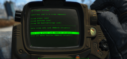Ae Awkcr Patch Fallout 4 Mod Download Oh, looking at it in fo4edit seems pretty straightforward, but there's a mod on the nexus that adds ballistic weave to the clean black suit, and the description of that mod says that there are 3 keywords that an item needs in order to take. fallout 4 mods