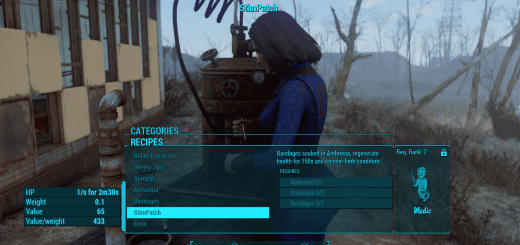 Detecting Dead Bodies Fallout 4 Mod Download It should be in the folder you installed fo4edit in. fallout 4 mods